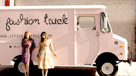 Fashion trucks bring style to you - CNN | mpcluster2 | Scoop.it