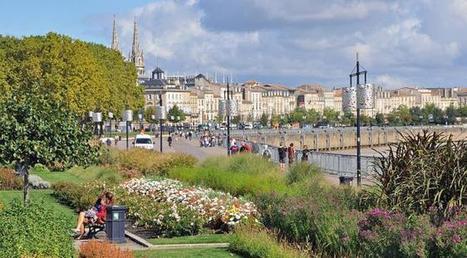 Bordeaux classée première ville de France où il fait bon travailler | sans sucre ajouté !!!! ;) | Scoop.it