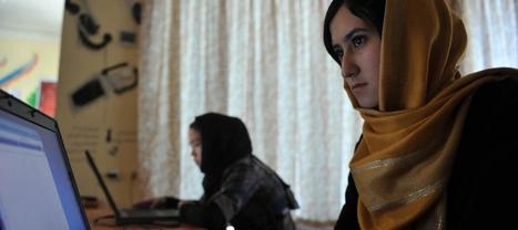 Inside the heroic effort to bring the internet to young women in Afghanistan | Communication in  the digital era | Scoop.it