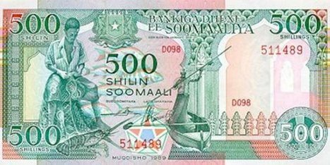 Somali central bank chief seeks new currency to rebuild nation   Africa : Commodity Bridgehead to Asia   Scoop.it