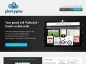 PlentyPins. Un paperboard collaboratif. | Les outils du Web 2.0 | Scoop.it
