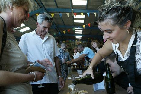 Sept villages du Barséquanais sur la Route du champagne 2014 | La Route du Champagne en Fête | Scoop.it