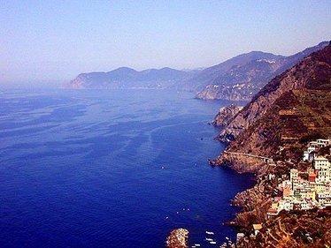Escursione alle Cinque Terre: il sentiero azzurro e rosso - Lunigiana e Riviera. Guida alla Lunigiana e alla Riviera di Levante | Lunigiana e Riviera | Scoop.it