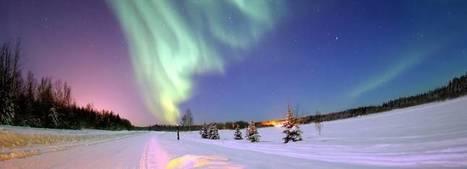 Upper Intermediate English - The Northern Lights   English Language Teaching & Learning   Scoop.it