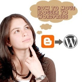 Migrate Your Blog from WordPress to Blogger | Main Topics | Scoop.it
