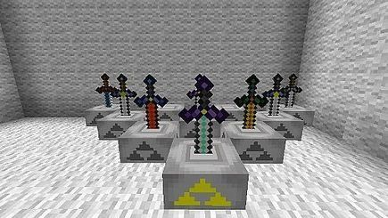 Zelda Sword Skills Mod 1.8/1.7.10/1.7.2/1.6.4 - Minecraft Download 1.8.8 | Minecraft 1.6.4 Mods | Scoop.it