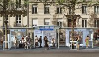 "Human Transit: paris: ""the bus stop of the future"" 