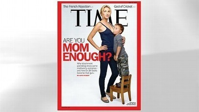Time Cover Shows 3-Year-Old Breast-Feeding | Preschool | Scoop.it