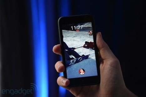 Facebook Home hands-on (video) | An Eye on New Media | Scoop.it