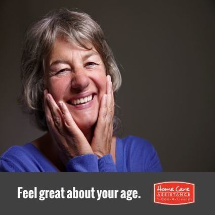 Tips for Elderly Gray Hair | Home Care Assistance of Scottsdale | Scoop.it