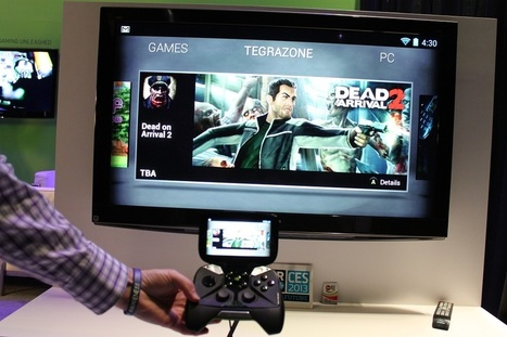 NVIDIA Shield gaming console | Science and Technology | Scoop.it