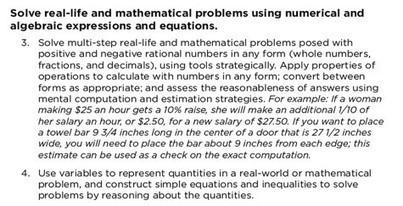 Assessing the Common Core Standards: Real Life Mathematics | Edutopia | educational reform | Scoop.it