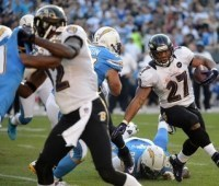 Ray Rice wins AFC offensive player of the week honors | READ WHAT I READ | Scoop.it