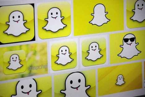 Snapchat modifie son interface et ajoute de nouvelles fonctionnalités | Analyse réseaux sociaux | Scoop.it