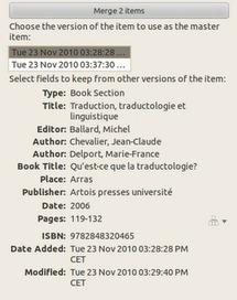 La Boite à Outils des Historiens: Le Zotero nouveau est là ! | Outils pour le CDI : ressources web2 | Scoop.it