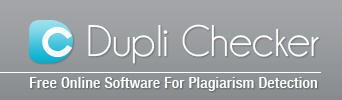 Plagiarism Checker - Free Online Software For Plagiarism Detection | Literacies: Media, Information, Visual ... | Scoop.it