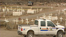 Iqaluit RCMP discover 4 bodies at the cemetery with a firearm nearby @CBCNorth   Inuit Nunangat Stories   Scoop.it