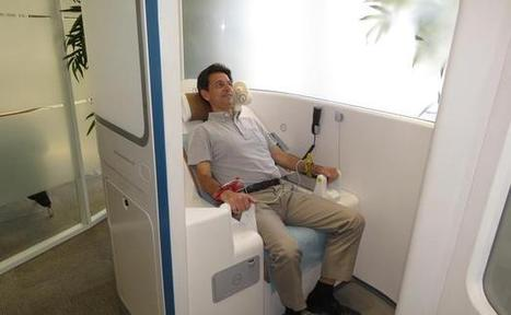 On a testé la cabine de téléconsultation médicale - 20 minutes | 8- TELEMEDECINE & TELEHEALTH by PHARMAGEEK | Scoop.it