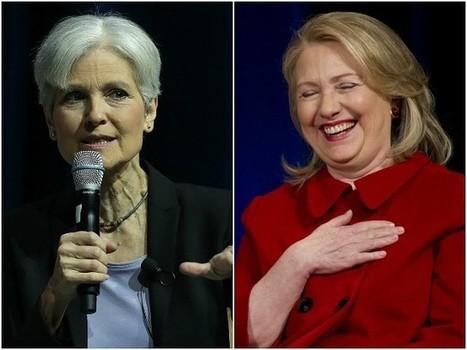 Jill Stein Slams Hillary Clinton's 'Disturbing' Laughter at Lynching of African Ruler - Breitbart | THE MEGAPHONE | Scoop.it