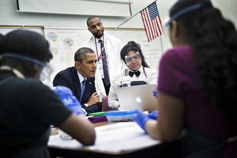 Obama, Biden Push for More Robust Job Training in High School, College - US News | On Learning & Education: What Parents Need to Know | Scoop.it
