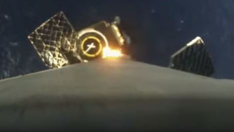 SpaceX Lands Third Consecutive Rocket, And the Video Is Breathtaking | Business Transformation | Scoop.it
