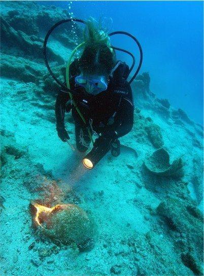 Investigan uno de los barcos más antiguos del Mediterráneo | Mundo Clásico | Scoop.it