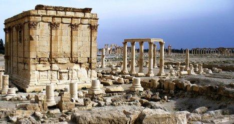 Palmyre entre deux mondes | LVDVS CHIRONIS 3.0 | Scoop.it