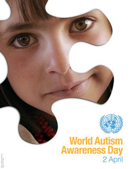 World Autism Awareness Day, 2 April | Inclusive Education | Scoop.it