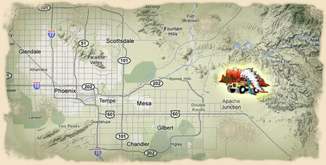 Location Apache Trail Tours | Apache Trail Tours | Traveling | Scoop.it