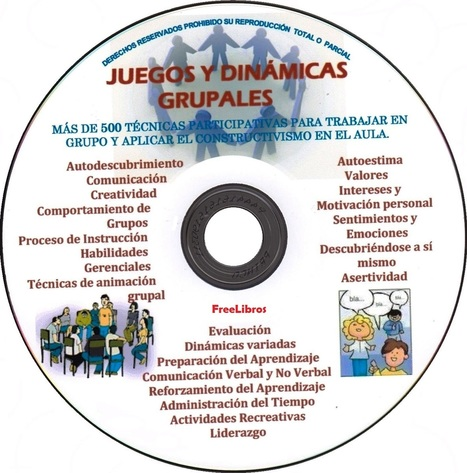 Juegos y dinámicas grupales | FreeLibros | Educacion, ecologia y TIC | Scoop.it