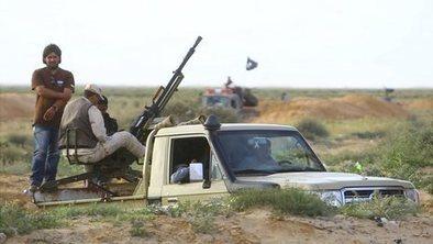 Libyan rebels clash in Benghazi | Saif al Islam | Scoop.it