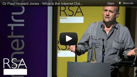 What is the Internet Doing to our Brains? | What's New on Shambles.NET | Scoop.it