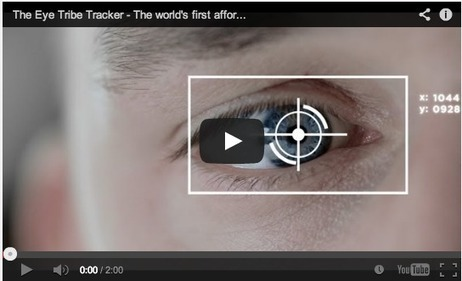 MWC: Eye-tracking gets affordable - Gadget | HMD | Scoop.it