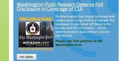 «Washington Post», Amazon und CIA im Dreierpaket | Sicherheit | Scoop.it