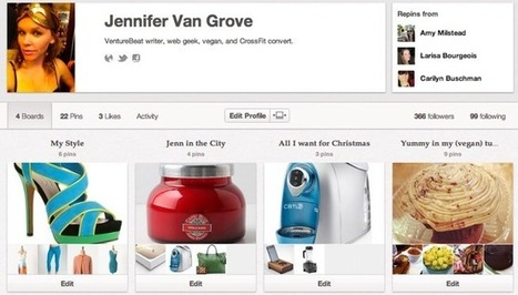 Pinterest introduces customizable board covers | Everything Pinterest | Scoop.it