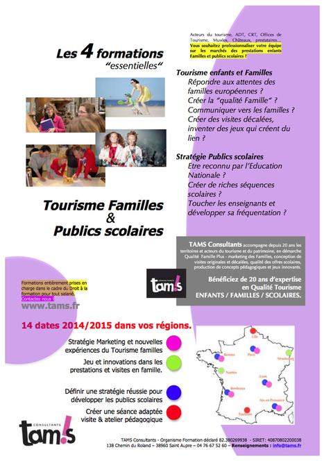 Tournée en France : Formation Tourisme Familles   Vacances kid friendly   Scoop.it