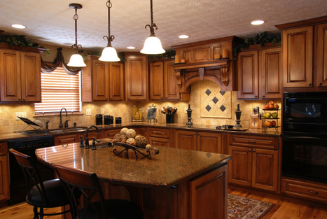 Choosing the Best Material for Your Kitchen Flooring | Remodeling services | Scoop.it