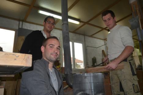 Nogent-le-Rotrou RL Menuiserie touche du bois avec l'Orac | Développement Economique Eure-et-Loir | Scoop.it