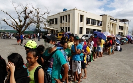 The Philippines' Geography Makes Aid Response Difficult | ApocalypseSurvival | Scoop.it
