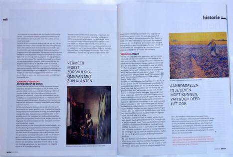 Vermeer moest zorgvuldig omgaan met zijn klanten » | Artistic Fire als aanjager van verandering en innovatie | Scoop.it