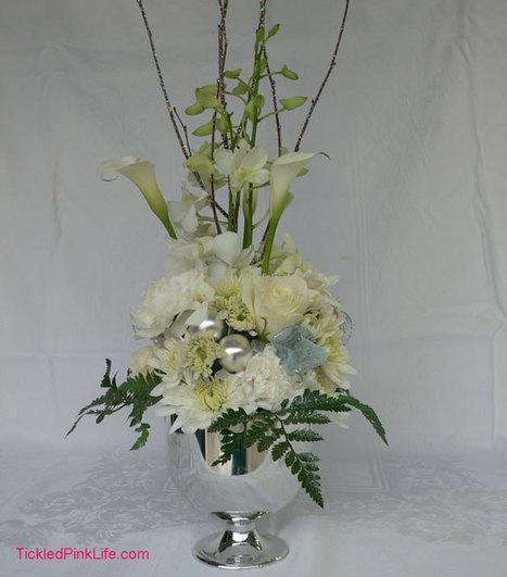 Ten Steps to an Elegant Winter Floral Arrangement | Garden to Table | Scoop.it