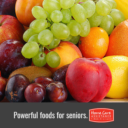 Best Antioxidants for Senior Health | Home Care Assistance of Tampa Bay | Scoop.it