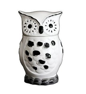 Tuscany Cute Black and White Owl Ceramic Cookie - Kitchen Things | Stuff for the Home | Scoop.it