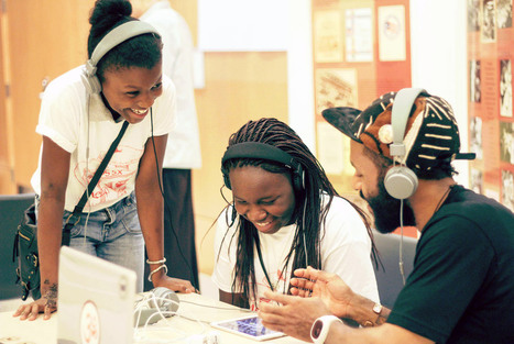 Home - Mozilla Webmaker | Globalization and Art Education | Scoop.it