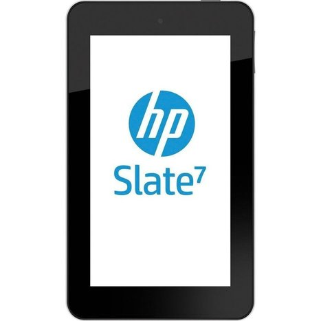 Buy 7-Inch Tablet: HP Slate 2800 7 inch 8 GB Tablet (Silver) | Best Reviews of Android Tablets | Scoop.it