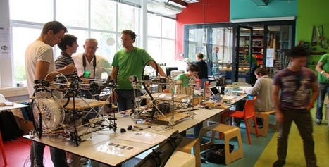 How 3D Printing and FabLabs are Ushering in Changes Within the Brazilian Economy   Peer2Politics   Scoop.it