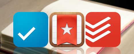 To-Do List App Showdown: Any.do vs Todoist vs Wunderlist | Literacy Using Web 2.0 | Scoop.it