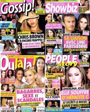Faux témoins, gros mensonges: les dessous de la presse people | celebrités | Scoop.it