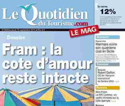 Erosion cet été en France de la marge des hôtels, ticket moyen en baisse chez les restaurateurs (syndicat) | Marketing & Tourisme | Scoop.it