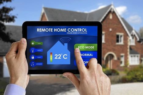 Buyers are willing to pay extra for 'smart homes' | surveillance cameras | Scoop.it